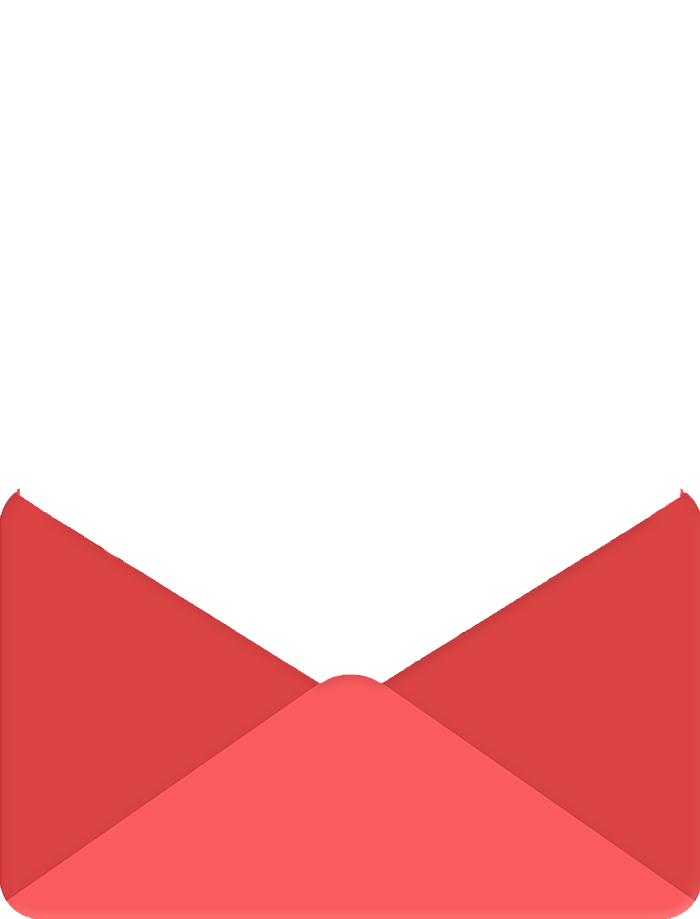 Envelope face